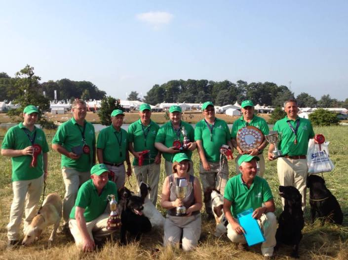 My dog, Shimnavale Excalibur) and I represented Ireland and were part of the winning team at the home international competition.